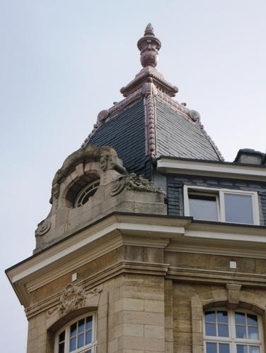 Antwerpen Helenalei 1 koepel