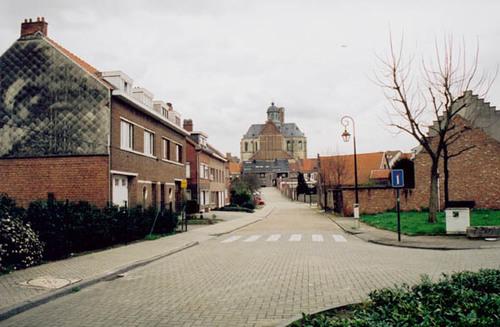 Bakkerstraat straatbeeld
