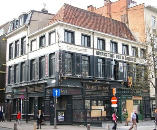 Antwerpen Groenkerkhofstraat 7, Groenplaats 1