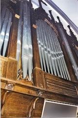 Orgel parochiekerk Sint-Antonius Abt