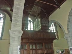 Orgel parochiekerk Sint-Arnoldus