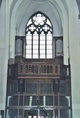 Orgel parochiekerk Sint-Martinus