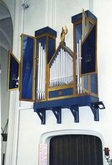 Orgel parochiekerk Sint-Amelberga