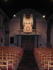 Orgel parochiekerk Sint-Pieters