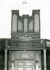 Orgel parochiekerk Sint-Colomba