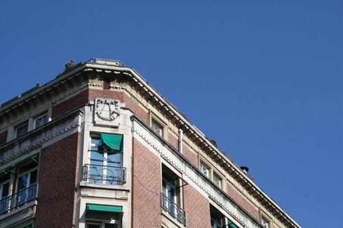 Antwerpen De Keyserlei 17 Detail