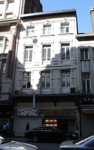 Antwerpen Pelikaanstraat 34