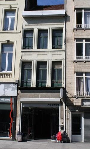 Antwerpen Pelikaanstraat 122