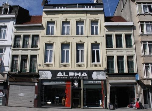 Antwerpen Pelikaanstraat 122-128