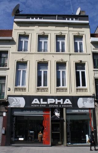 Antwerpen Pelikaanstraat 124-126