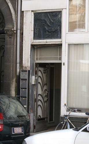 Antwerpen Van Leriusstraat 3 deur