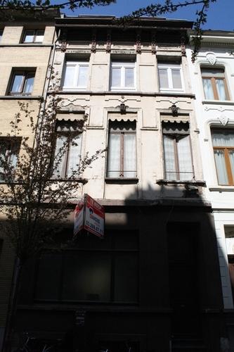 Antwerpen Van Leriusstraat 22