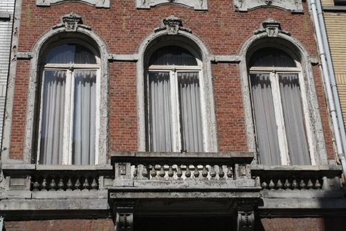 Antwerpen Van Leriusstraat 26 beletage