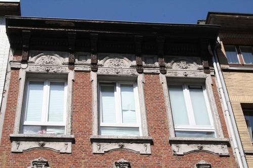 Antwerpen Van Leriusstraat 26 details