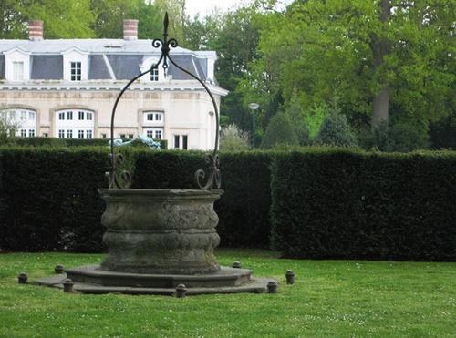 Antwerpen Beukenlaan 12 waterput