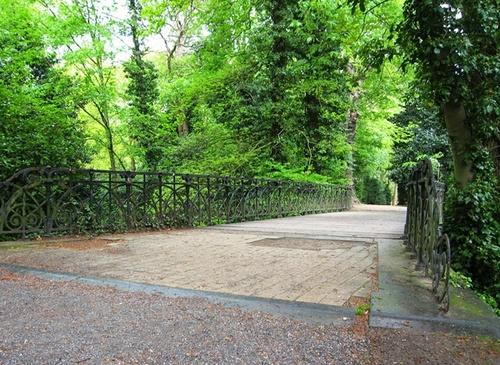 Antwerpen Beukenlaan 12 parkbrug