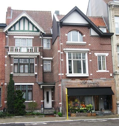 Antwerpen Berkenlaan 49-51