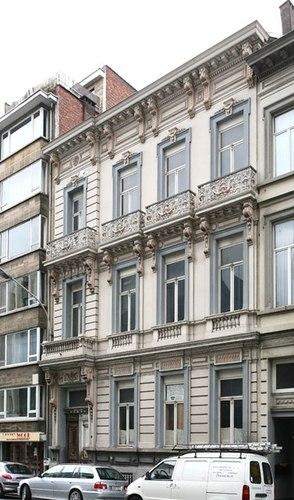 Antwerpen Quellinstraat 38