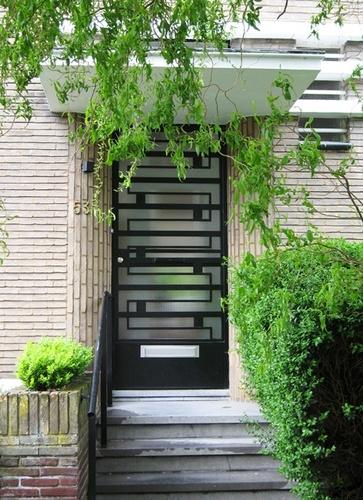 Antwerpen Wilgenlaan 53 portaal