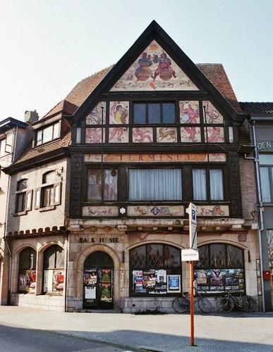 Sint-Niklaas Stationsplein 1