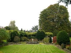 Tuin van de Villa Huyghens