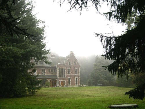 Landhuis Borchstadt met tuin