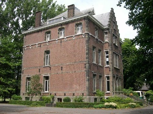 Landhuis op het Domein Vijverbeek