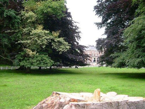 Park kasteel van de Putberg