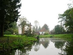 Park van het Kasteel van Walfergem