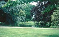 Park van het Kasteel Ter Wilder