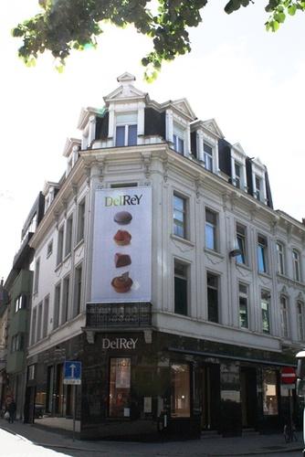Antwerpen Appelmansstraat 5-7 Hoek met Vestingstraat