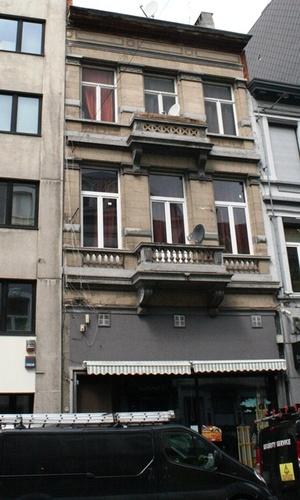 Antwerpen Appelmansstraat 12