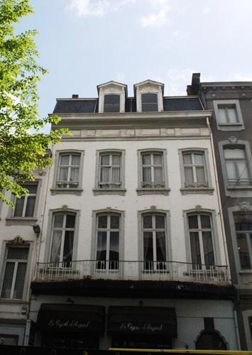 Antwerpen Appelmansstraat 17
