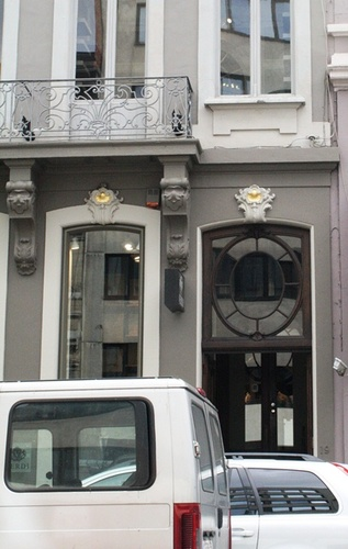 Antwerpen Appelmansstraat 19 Deur
