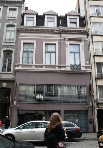 Antwerpen Appelmansstraat 21