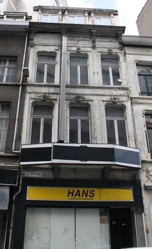 Antwerpen Appelmansstraat 30