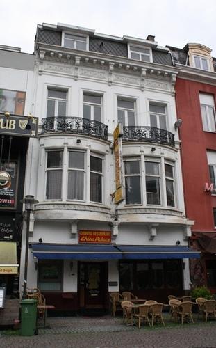 Antwerpen Statiestraat 18 Gevel