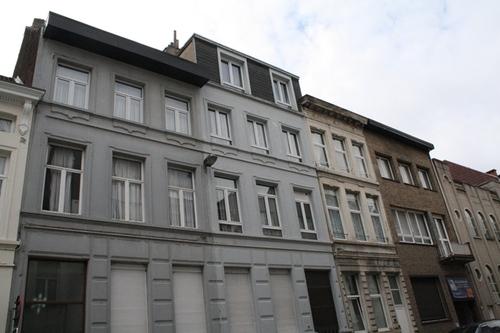 Antwerpen Terliststraat 44-42 en volgende
