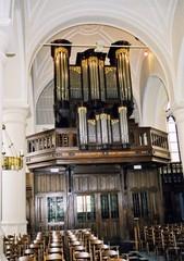 Orgels parochiekerk Sint-Amandus en Blasius