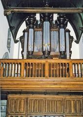 Orgel parochiekerk Sint-Dionysius