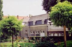 Vrijstaand landhuis