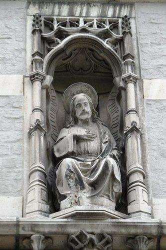 Mechelen Sint-Romboutskerkhof 4
