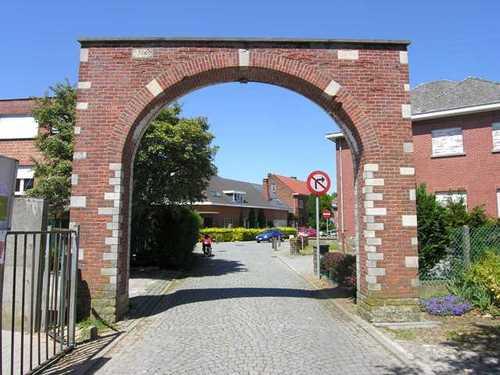Zaventem Pachthofstraat zonder nummer Poort
