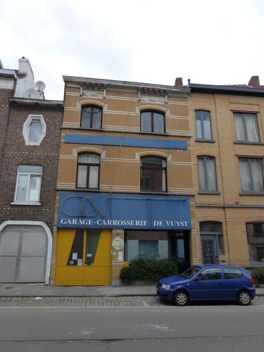 Gent Kongostraat 17-19