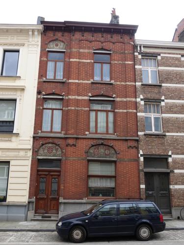Gent Kongostraat 58
