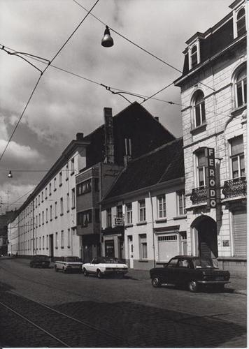 Gent Brusselsepoortstraat 69-79