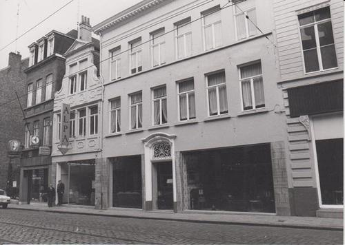 Burgstraat 38A-42