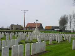 Ferme-Olivier Cemetery