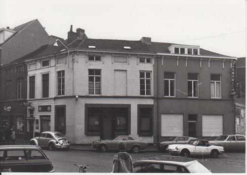 Gent Blandijnberg 1-3, Graaf Arnulfstraat 1-3
