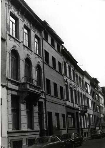 Antwerpen Van Leriusstraat 26